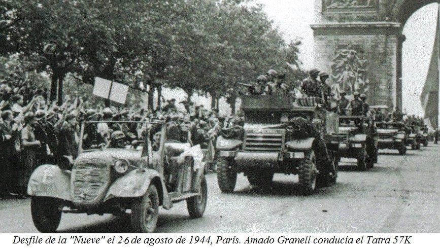 Republicanos_entrando_en_París_La_nueve